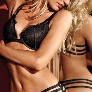 Victoria's Secret Very Sexy Strappy Push-up Bra